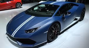 Lamborghini Huracan Blue - lamborghini huracan lp610 4