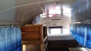 skoolie bus tiny house pre conversion first initial walk around of the