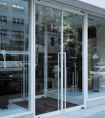 Metal Glass Door by Glass Doors Narrow Stile Balanced Doors From Ellison Bronze