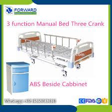3 crank manual hospital bed 3 crank manual hospital bed suppliers