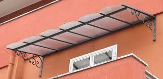tettoia in ferro copriporta o tettoia in ferro forgiato riccioli 200 300 x 120