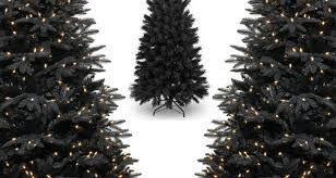 black christmas tree best black christmas trees christmas vill