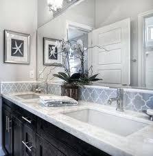 bathroom sink backsplash ideas bathroom sink backsplash subway tile outlet large glass home