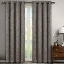 Contemporary Blackout Curtains Contemporary Curtains Amazon Com
