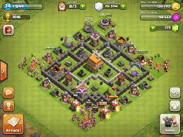 Coc Maps Top 10 Clash Of Clans Town Hall 6 Trophy Base Layouts