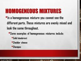 heterogeneous and homogeneous mixtures editable powerpoint by elly