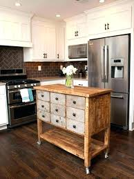 kitchen islands on wheels kitchen island with casters thamtubaoan