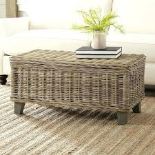 rattan accent tables stunning rattan accent table with best rattan