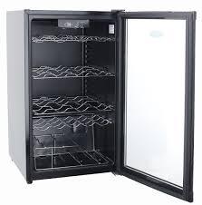 lemair lwc59 40 btls wine storage cabinet appliances online