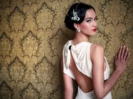 Vintage Wedding Hairstyles Guest Post The Trend For Vintage Wedding Hairstyles The Wedding