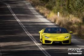 Lamborghini Aventador Huracan - photo shoot lamborghini huracan spider insyde media