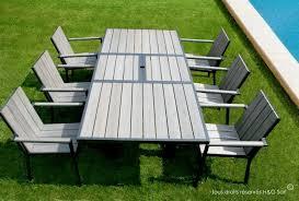mobilier de jardin en solde table de jardin en solde royal sofa idée de canapé et meuble