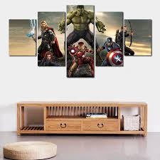 3d wall art picture bedroom wall canvas wedding decoration hallway