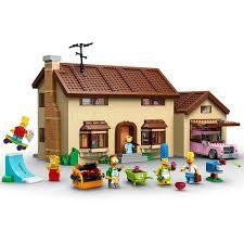 amazon com lego simpsons 71006 the simpsons house toys u0026 games