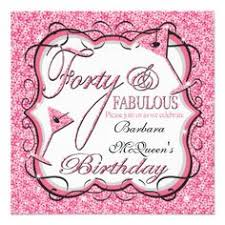 40th birthday invitations you can even make your personal