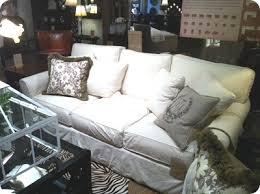 The Sofa Search An Update From Thrifty Decor Chick - Ballard design sofa
