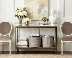 how to style console and coffee tables how to decorate ballard designs complete guide to styling your bookcases consoles and coffee tables
