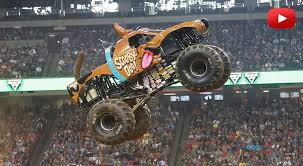 scooby doo monster jam truck toy videos monster jam