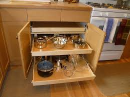 pull out cabinet storage with kitchen shelf organizer pantry