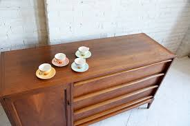 sold small credenza sideboard by lane u2013 mcmbkny