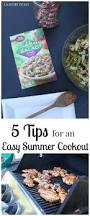 Summer Lunches Entertaining - 5 tips for an easy summer cookout summer grilling and recipes