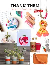what to buy for teachers day gift for teachers from students