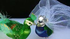 peacock wedding cake topper peacock cake topper ebay