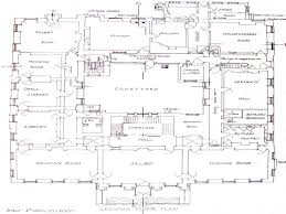 100 floor plans of mansions georgian mansion floor plans