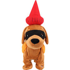 gemmy animated dancing weiner dog halloween decoration walmart com