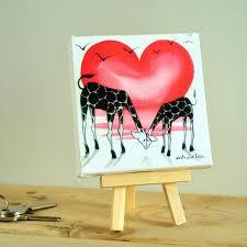 imagenes de amistad jirafas cuadros decorativos
