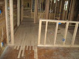 floor design how to install hardwood floors on concrete without glue