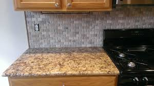 grout kitchen backsplash unique ideas no grout tile backsplash creative without new