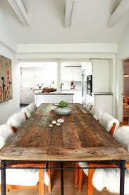 dining tables farmhouse trestle tables for sale barnwood table