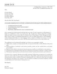 Case Manager Cover Letter Paralegal Cover Letters Images Cover Letter Ideas