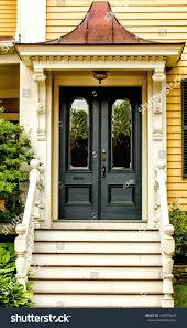 front doors architecture door front green house gray house