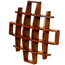 Wall Shelves Pepperfry by Wooden Wall Shelves Design Video And Photos Madlonsbigbear Com