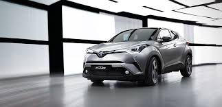 suv toyota all new toyota c hr in singapore compact suv toyota chr singapore