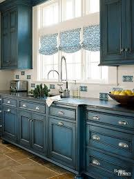 paint ideas for kitchen with blue countertops 80 cool kitchen cabinet paint color ideas