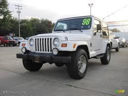 jeep wrangler white 4 door 1998 stone white jeep wrangler sahara 4x4 19086912 gtcarlot com