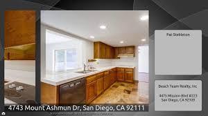 Kitchen Cabinets San Diego Ca 4743 Mount Ashmun Dr San Diego Ca 92111 Youtube