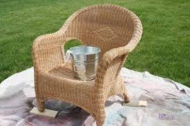 outdoor wicker chairs foter