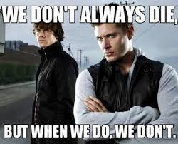 Memes Supernatural - feeling meme ish supernatural tv galleries paste