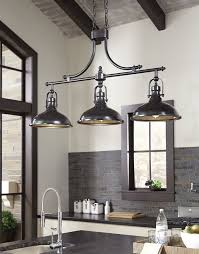 beachcrest home 3 light kitchen island pendant u0026 reviews wayfair