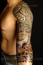 maori polynesian tattoo dwayne