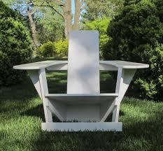 Westport Chair The Origins Of The Iconic U201cadirondack U201d Chair Spruce Point Inn