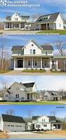 american farmhouse plans home design house with detached garages