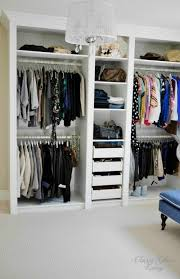 13 best le dressing ikea our diy dressing room hacked ikea pax wardrobe glam living