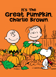 amazon com it u0027s the great pumpkin charlie brown peter robbins