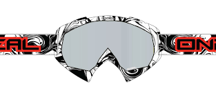 motocross goggles usa outlet buy o u0027neal b flex hendrix clear motocross goggles black white