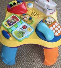 Fisher Price Activity Chair Fisher Price Activity Table Ebay